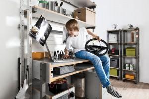 Pokój ucznia. 10 nowoczesnych biurek