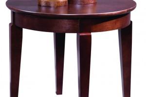 """Stolik kawowy """"Lolita"""" - z naturalnego drewna"""