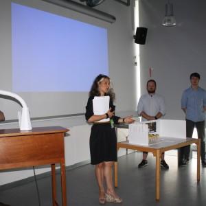 Prezentacje projektu przed jury. Fot. Alicja Pietrowska
