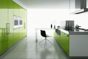 Kuchnia w kolorze. Aranżacje, które dodają energii