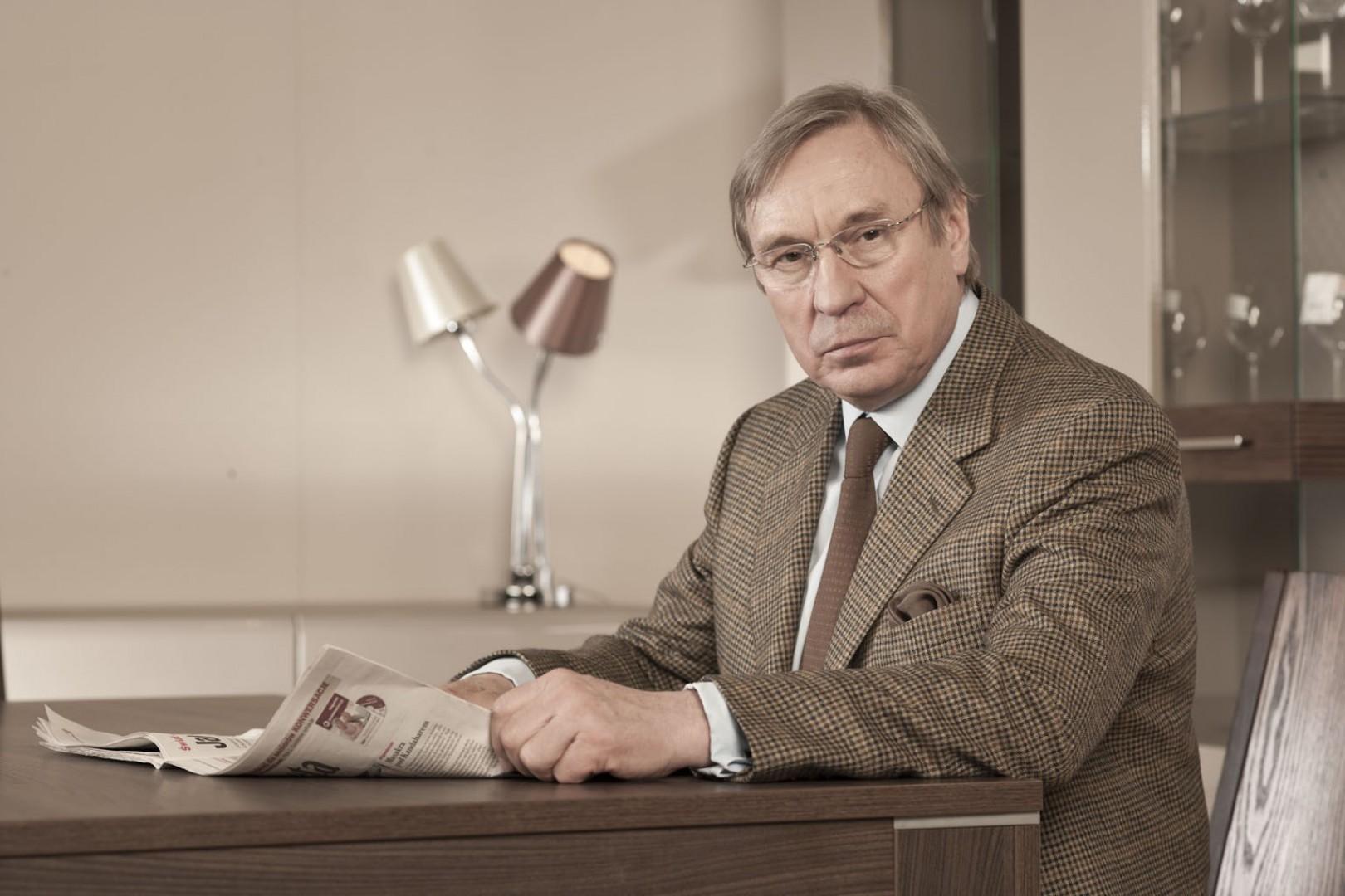 Maciej Formanowicz, prezes Fabryk Mebli Forte. Fot. Archiwum