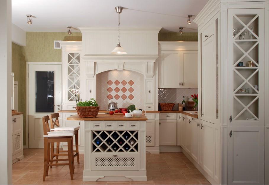 Urządzamy  Kuchnia w bieli Nowoczesna i klasyczna  meble com pl # Kuchnia Retro Cena