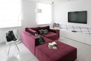 Modna sofa. 10 propozycji do małych wnętrz