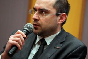 Waldemar Czarnocki, prezes zarządu Paged-Sklejka. Fot. Publikator - 001484_r0_300