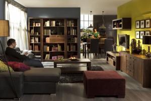 Całe mieszkanie zgodne stylistycznie - kompleksowe propozycje