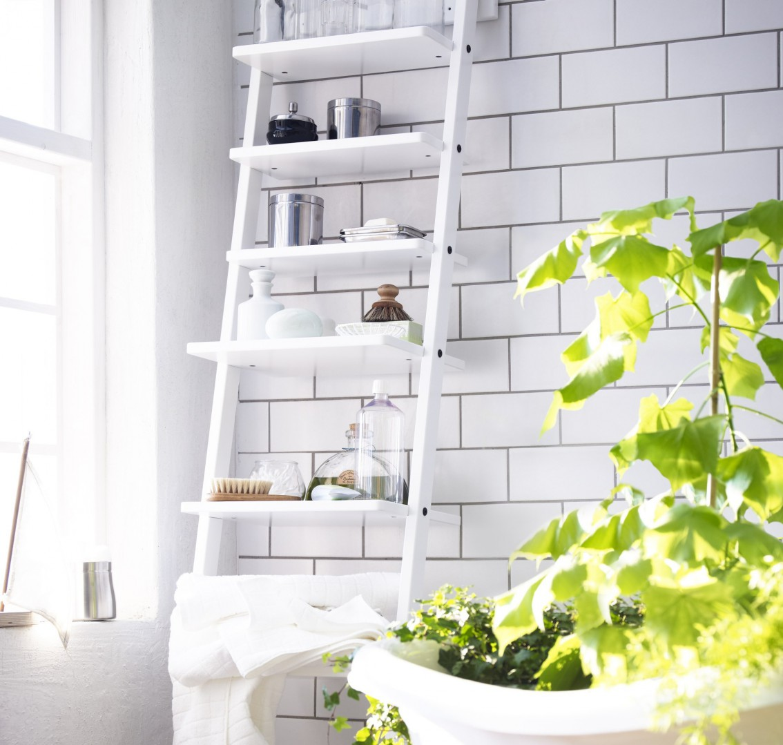 "Półka ścienna ""Hjalmaren"". Fot. IKEA"