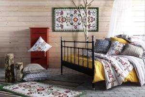 Stalowe łóżka. Klasyka z nutką romantyzmu