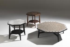 Stolik kawowy - 13 pomysłów na ozdobę salonu