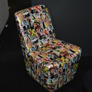 Wyjątkowe fotele firmy Chairconcept Fot. Piotr Sawczuk