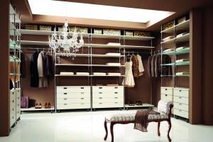 Garderoba niezmiennie popularna