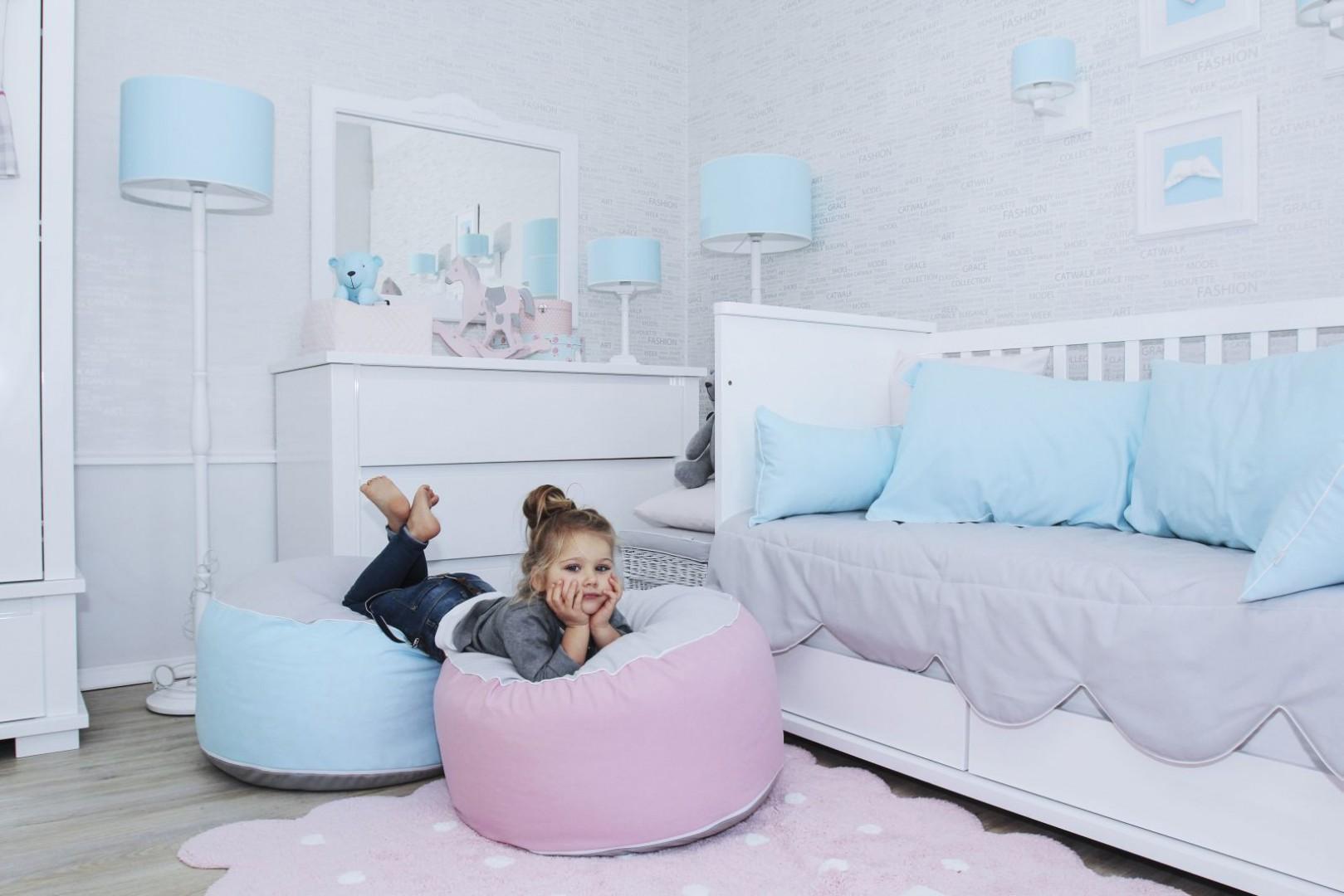 Linia nowoczesna mebli Caramella dla dzieci. Fot. Studio Caramella