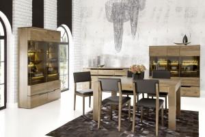 Meble ze szkłem. 15 najpiękniejszych witryn do salonu