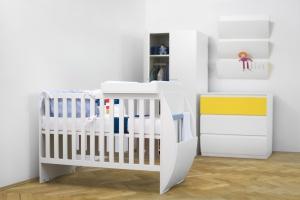 Pokój dziecka. Najpiękniejsze łóżeczka dla niemowląt