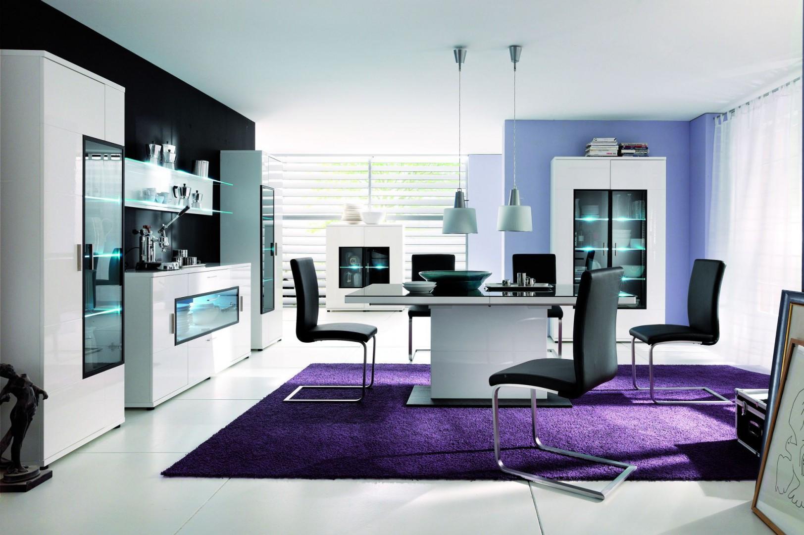 wybieramy meble bia e meble nowoczesne propozycje do salonu. Black Bedroom Furniture Sets. Home Design Ideas