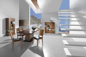 Wybieramy minimalistyczne meble do salonu