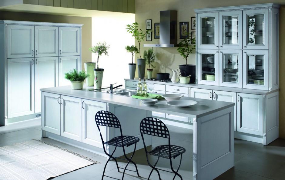 Urządzamy  Kuchnia retro  10 ciekawych propozycji  meble com pl -> Urządzamy Mieszkanie Kuchnia