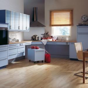 Kuchnia z systemem Lift - BASELIFT 6200 Fot. Granberg Germany GmbH
