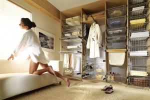 Garderoby dostępne na rynku polskim - pokój do zadań specjalnych