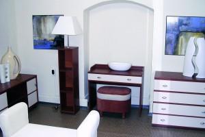 Setny salon firmy Meble Vox