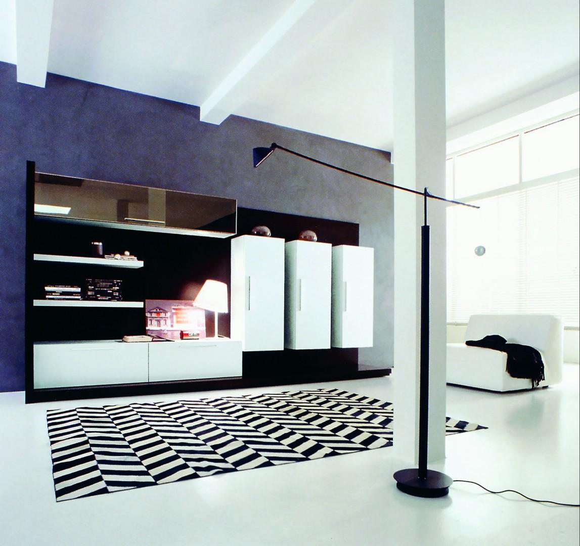 Biel idealnie pasuje do minimalistycznych wnętrz. Fot. Archiwum