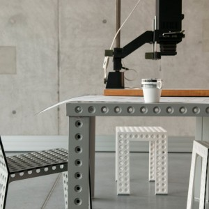 Krzesło z serii 3+ firmy Zięta Prozessdesign. Fot. Zięta Prozessdesign