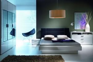 Funkcjonalność i styl w sypialni
