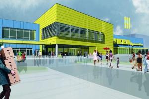 Nowy wymiar krakowskiego sklepu IKEA