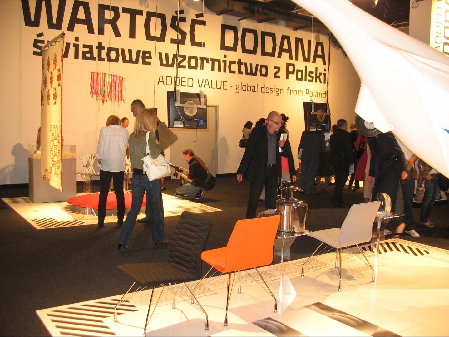 """""""Polski design"""". Fot. archiwum"""