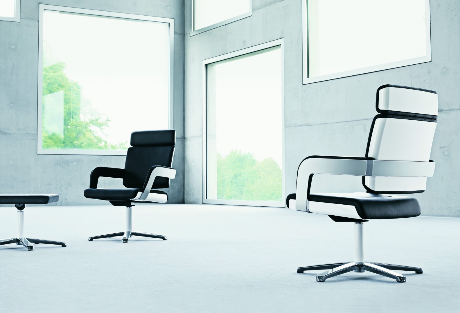 """""""Charta"""" to model fotela biurowego firmy Konig + Neurath. Fot. Konig + Neurath"""