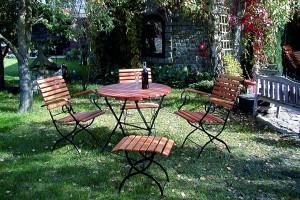 Do użytku zewnętrznego - czyli meble ogrodowe