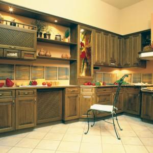 "Propozycja firmy Arino House, kuchnia ""Neapoli"". Fot. Arino House"