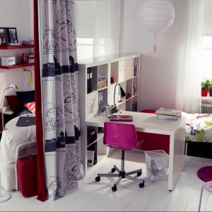 Pokój urządzony meblami z IKEA. Fot. IKEA