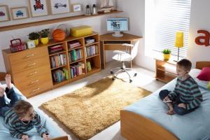 5 sposobów na pokój dziecka