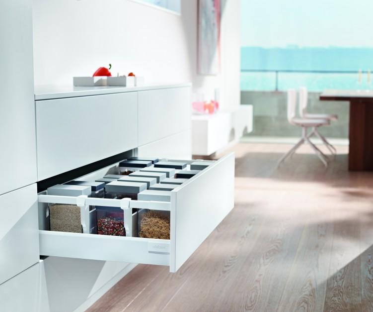 Urządzamy  Wyposażenie kuchni 10 najwygodniejszych szafek i szuflad  meble