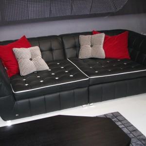 Pikowana sofa. Fot. Bretz