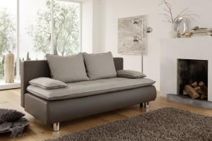 """""""DL"""" - prosty sposób na połączenie łóżka i sofy"""