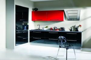 Czystość formy, bogactwo wnętrza mebli kuchennych