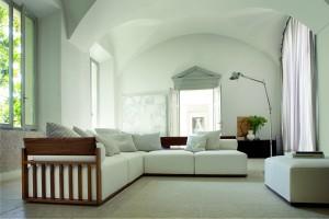 Sofa w salonie. Najpiękniejsze białe modele