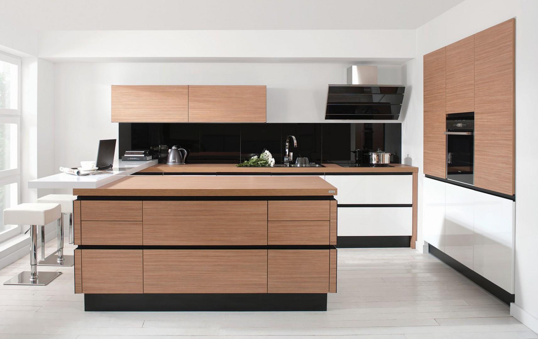 Urządzamy Kolory Drewna W Kuchni Pomysły Na Ciekawą