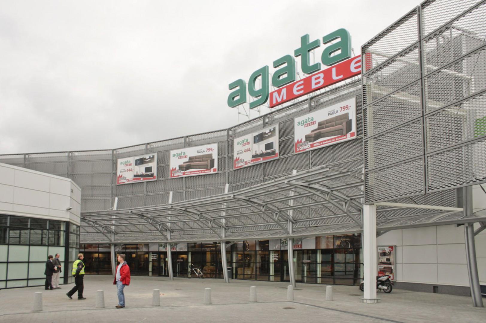 Rynek Mebli Agata Meble W Lodzi Firma Otworzyla W Polsce 9