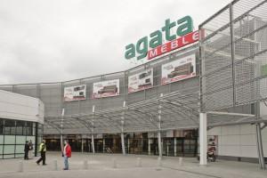 Agata Meble w Łodzi - firma otworzyła w Polsce 9. salon
