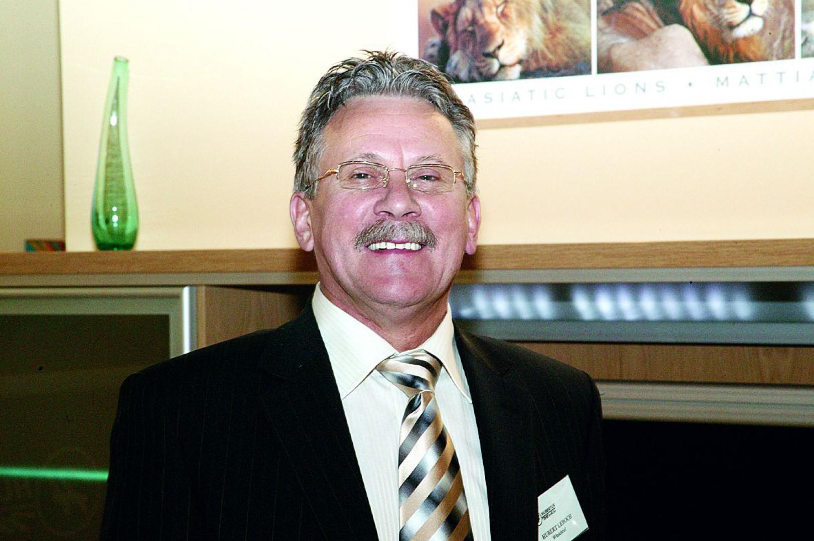Hubert Leboch. Fot. Archiwum
