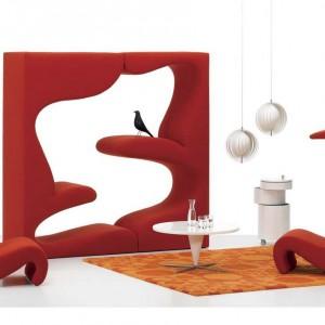 Fotele firmy Vitra. Fot. Vitra