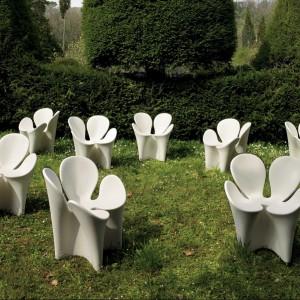 Fotel-koniczyna