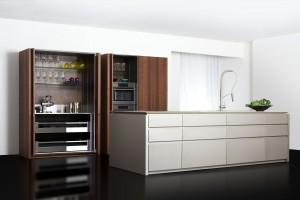 Kuchenne szafy - inspirujące wnętrza i zewnętrza