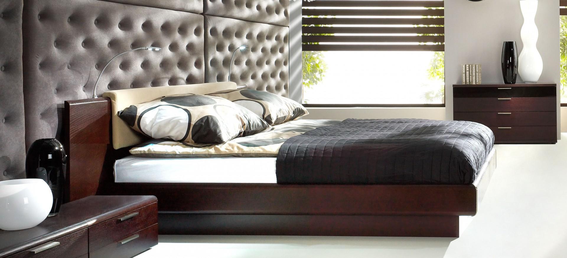 Wybieramy Meble łóżka Stworzone Do Wieczornej Lektury