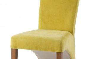 """Krzesło """"Silk"""" o praktycznym uchwycie"""