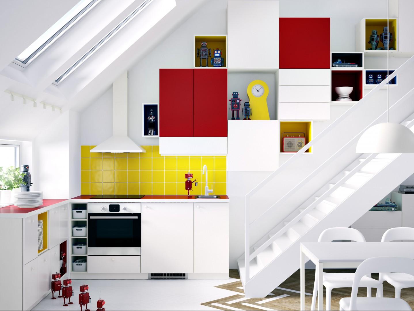Ikea Meble Kuchenne Zielone