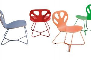 """""""Maple"""" - lekkie krzesła do każdego wnętrza"""