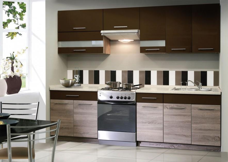 Nowości  Kuchnia  Multiforte  na wysoki połysk   -> Kuchnia Dafne Forte
